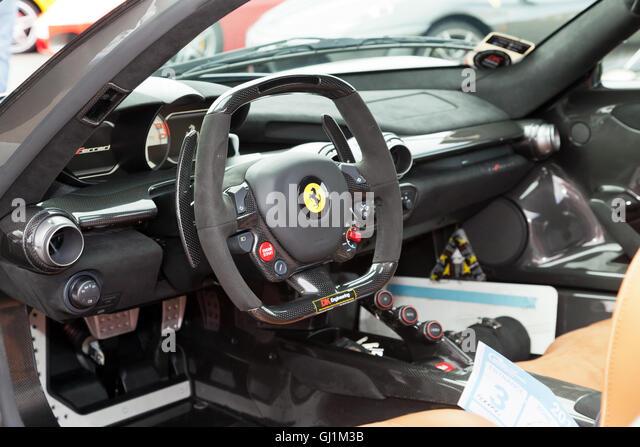 Ferrari F150 Interior Save Our Oceans