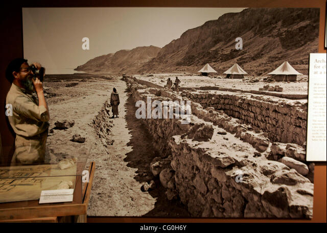 Dead Sea Scrolls Natural History Museum