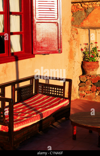 Atlantic terrace stock photos atlantic terrace stock for Agadir moroccan cuisine aventura fl