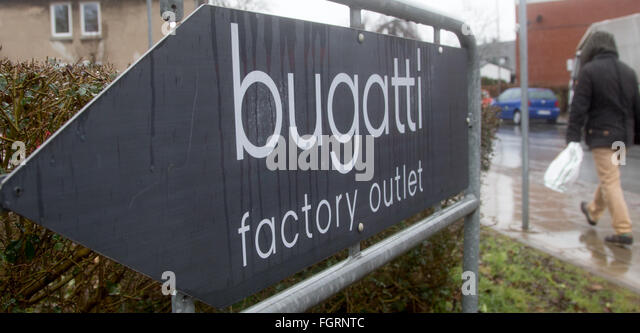 Factory outlet germany stock photos factory outlet for Outlet herford