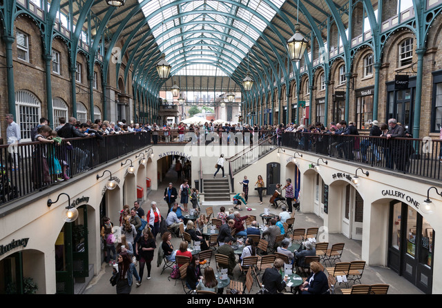 Covent Garden London Uk Stock Photos Amp Covent Garden