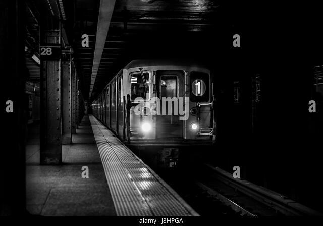 Train - Stock Image