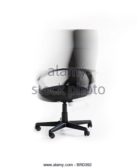 Spinning Chair   Stock Image