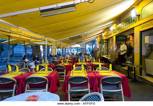 Restaurant Rue St Michel Menton