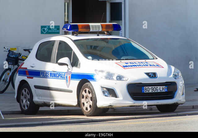 french police car stock photos  u0026 french police car stock