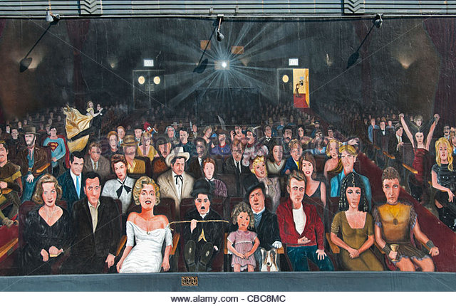 mural hollywood stars california stock photos amp mural california tourism info hollywood murals you are the star