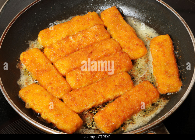 how to cook fish fingers in a frying pan