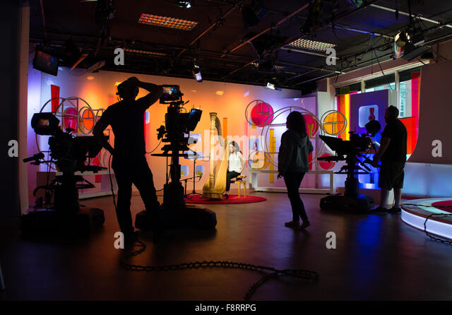 Tv Studio Cameras Stock Photos Amp Tv Studio Cameras Stock