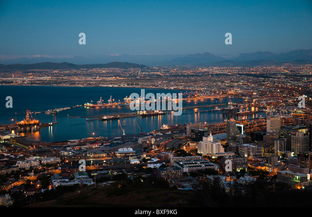 Cape Town Stock Photos Cape Town Stock Images Alamy