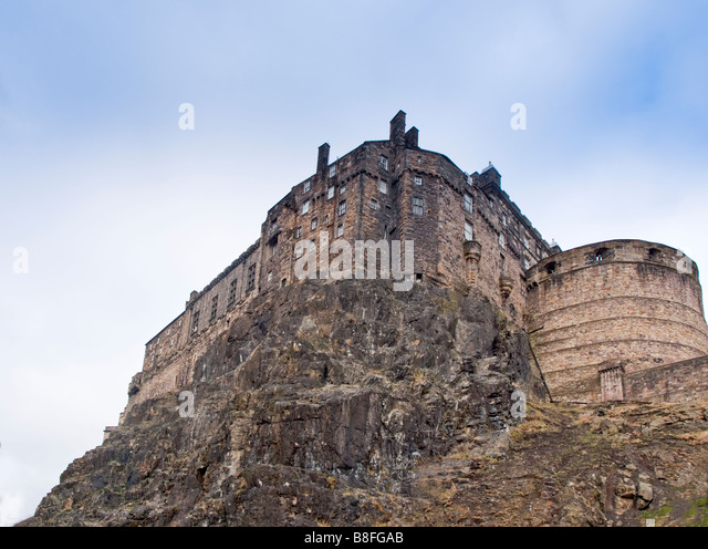 stock edinburgh castle - photo #24
