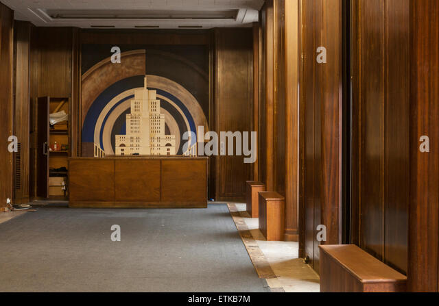 Art Deco Interior Architecture Stock Photos Art Deco Interior Architect