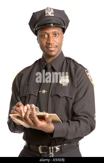 interview a police officer essay