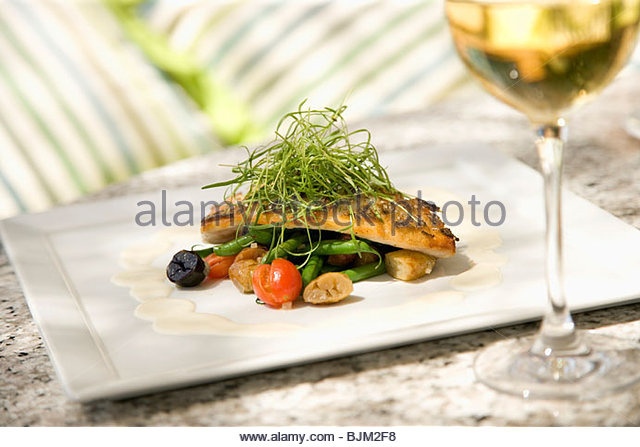 Filet stock photos filet stock images alamy for Captain d s grilled white fish filet
