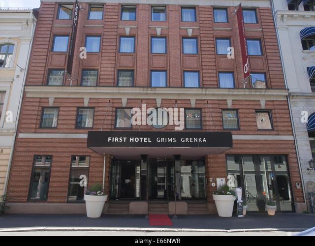 Kvadraturen oslo stock photos kvadraturen oslo stock for Design hotel oslo