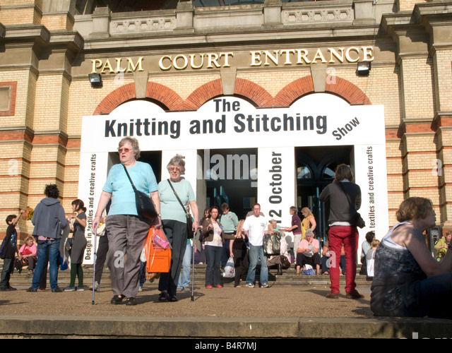 Knitting And Stitching Show List Of Exhibitors : Craft Fair Stock Photos & Craft Fair Stock Images - Alamy