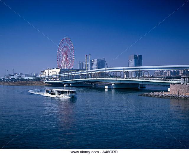tokyo teleport town between utopia and Rinkai line 「tokyo teleport sta」  tokyo fashion town(tft bldg) ariake park bldg tokyo bay ariake washington hotel ooedo onsen monogatari n t ferry boarding zone.