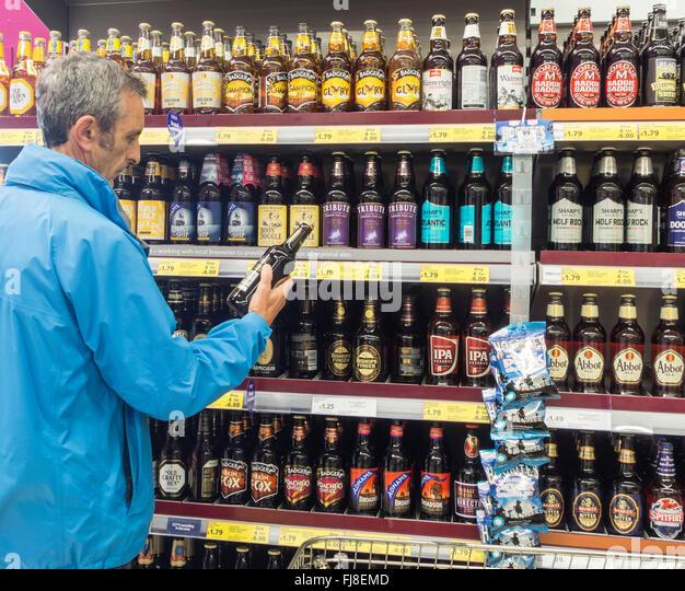 supermarket deals on beer and wine