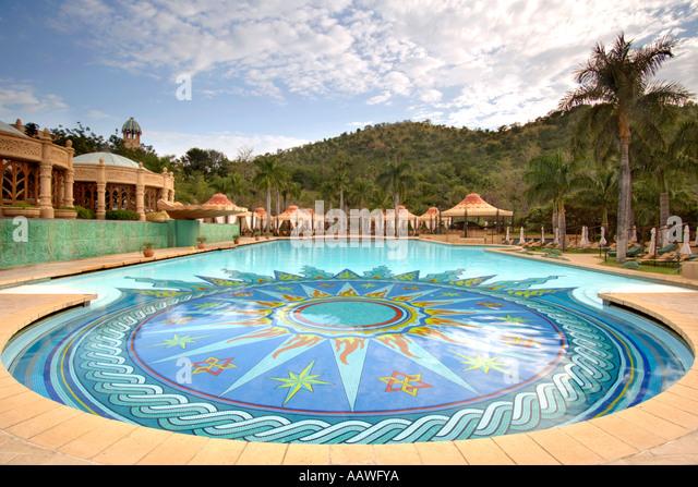 Public Swimming Pool Outside