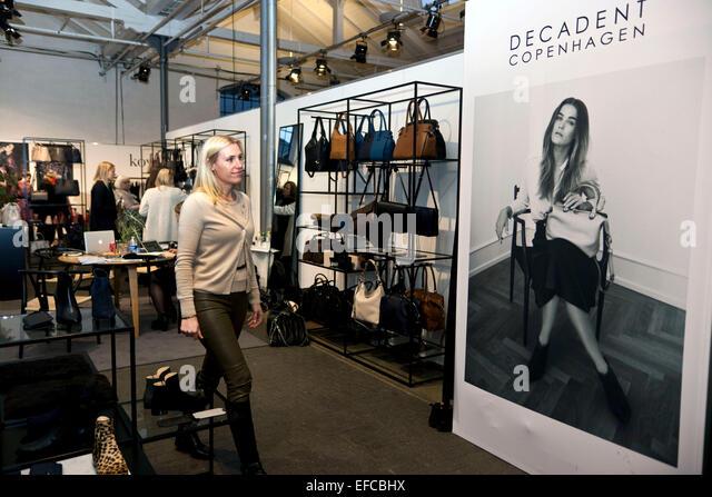 Exhibition Stand Fashion : Copenhagener stock photos images alamy