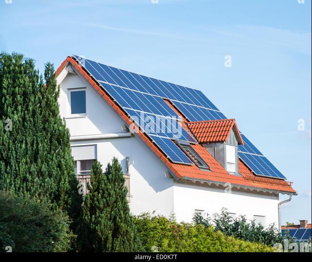 Photovoltaic Cells Modern Stock Photos Photovoltaic