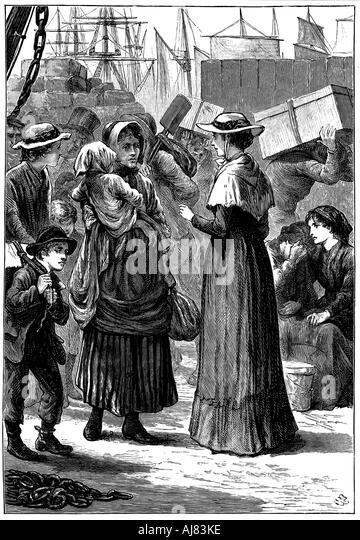 Caroline Chisholm: The Emigrant's Friend