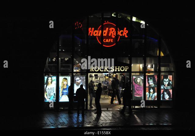 Hard Rock Cafe Hamburg Souvenirshop