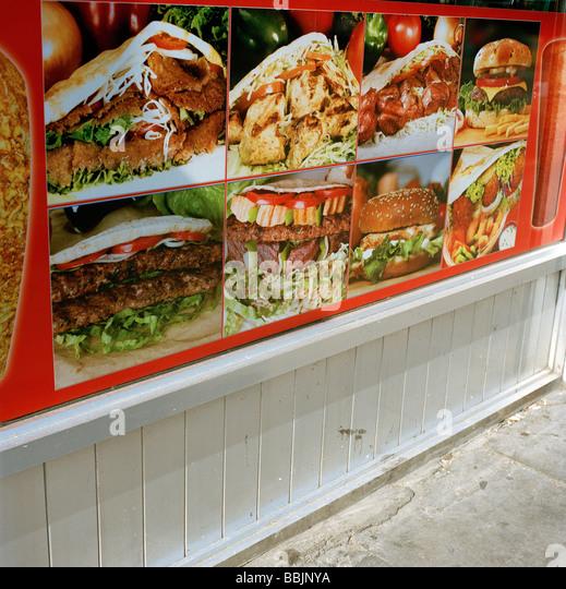 Kebab Shop Uk Stock Photos & Kebab Shop Uk Stock Images - Alamy