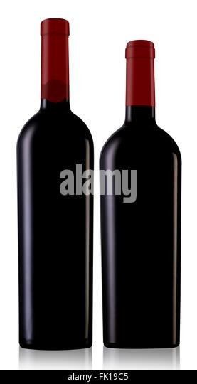 Red Wine Bottles Black Stock Photos Amp Red Wine Bottles