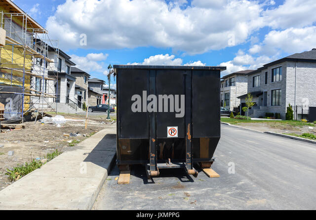 Waste chute stock photos waste chute stock images alamy for Home renovation montreal