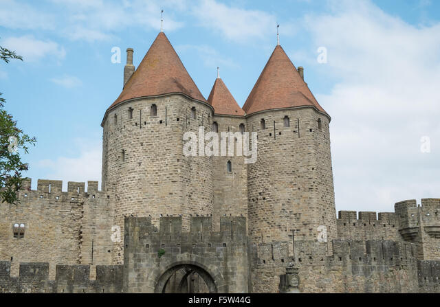 Toy fort castle stock photos toy fort castle stock for Porte narbonnaise