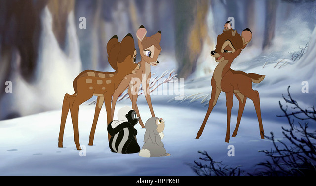 bambi and faline meet ronno