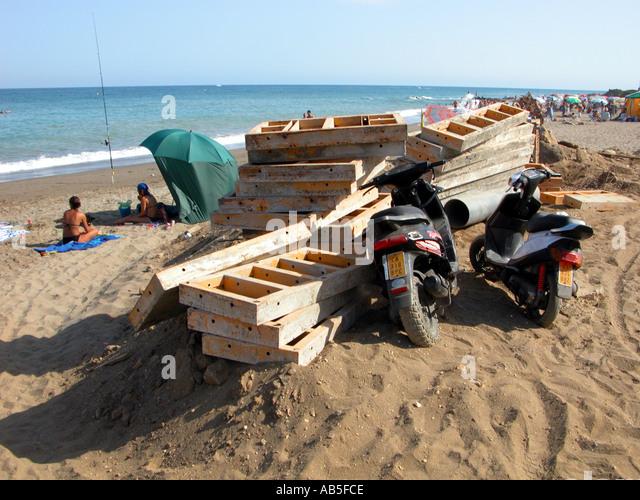 Beatriz costa stock photos beatriz costa stock images for Beach house construction materials