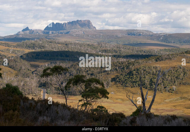 Tasmania landscape stock photos tasmania landscape stock for Landscaping rocks tasmania