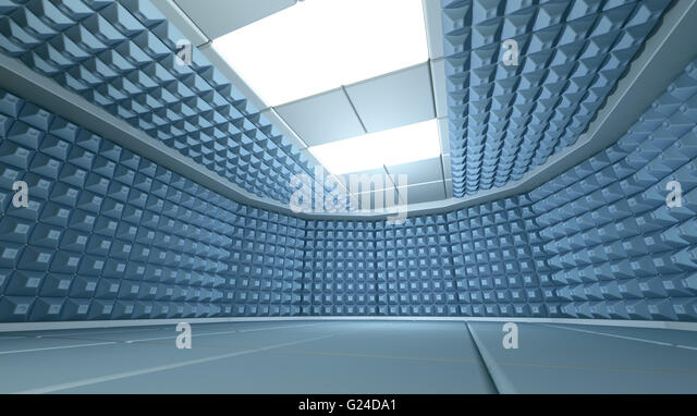 Sound Proof Room Stock Photos Sound Proof Room Stock