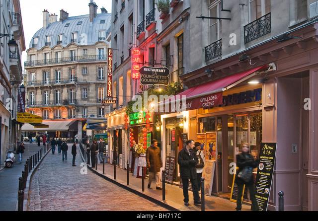Quartier Latin Paris Restaurants