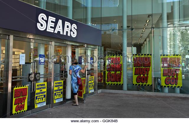 Sears Home Store Kitchener