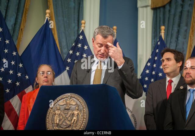 City Hall Nyc Blue Room Bill Signing