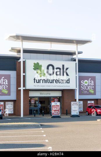 Oak Furniture Store Metrocentre