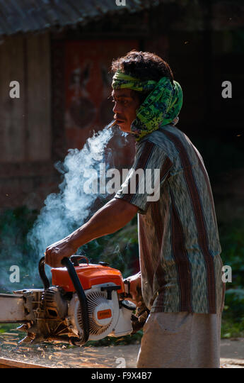 Chainsaw man stock photos images alamy