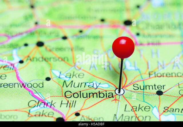 Columbia South Carolina Usa State Stock Photos Columbia South