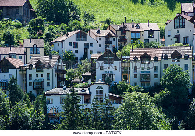 Swiss Homes Stock Photos Swiss Homes Stock Images Alamy