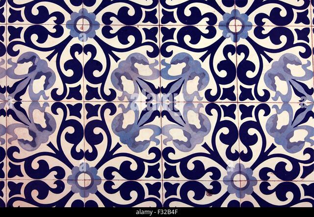 Moroccan Mosaic Pattern Tiles Stock Photos Moroccan