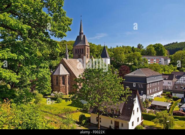 Kirchhundem Germany  City new picture : ... Kirchhundem, Germany, North Rhine Westphalia, Sauerland, Kirchhundem