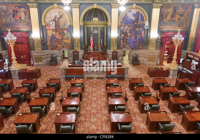 Inside us capitol stock photos inside us capitol stock images alamy for Interior painting harrisburg pa