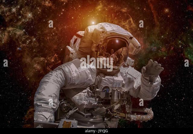 Astronaut stock photos astronaut stock images alamy for Outer space elements