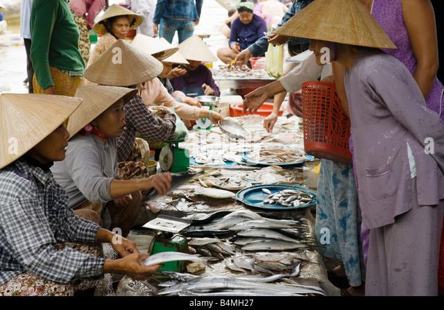 Hoi an fish market stock photos hoi an fish market stock for City fish market