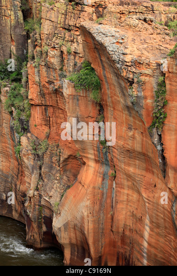 Pothole river stock photos images
