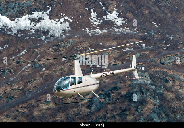 Alaska Helicopter Stock Photos Amp Alaska Helicopter Stock Images  Alamy