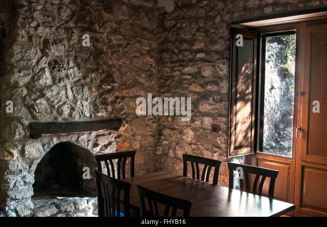 Old Fireplace Stock Photos Old Fireplace Stock Images Alamy