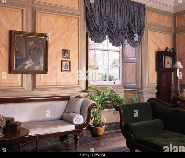 Victorian Drawing Room: Victorian Drawing Room Stock Photos & Victorian Drawing